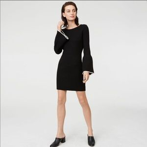 Club Monaco Wool Blend Wioletta Dress Size xsmall